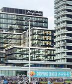 New Babylon Hotel in Hague, Holland — Foto de Stock