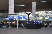 Rotterdam Central Station,Netherlands — Stock Photo