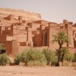 Постер, плакат: Ksar of Ait Ben Haddou Morocco set of many movies