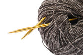 Melange yarn — Stock Photo
