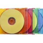 Compact discs — Stock Photo #61124851