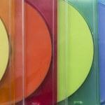 Compact discs — Stock Photo #61124853