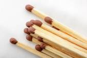 Heap of Matches — Stock Photo