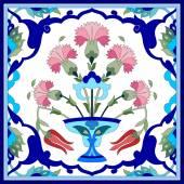 Artistic ottoman pattern series seventy one — Wektor stockowy