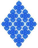Artistic ottoman pattern series seventy six — Stock Vector