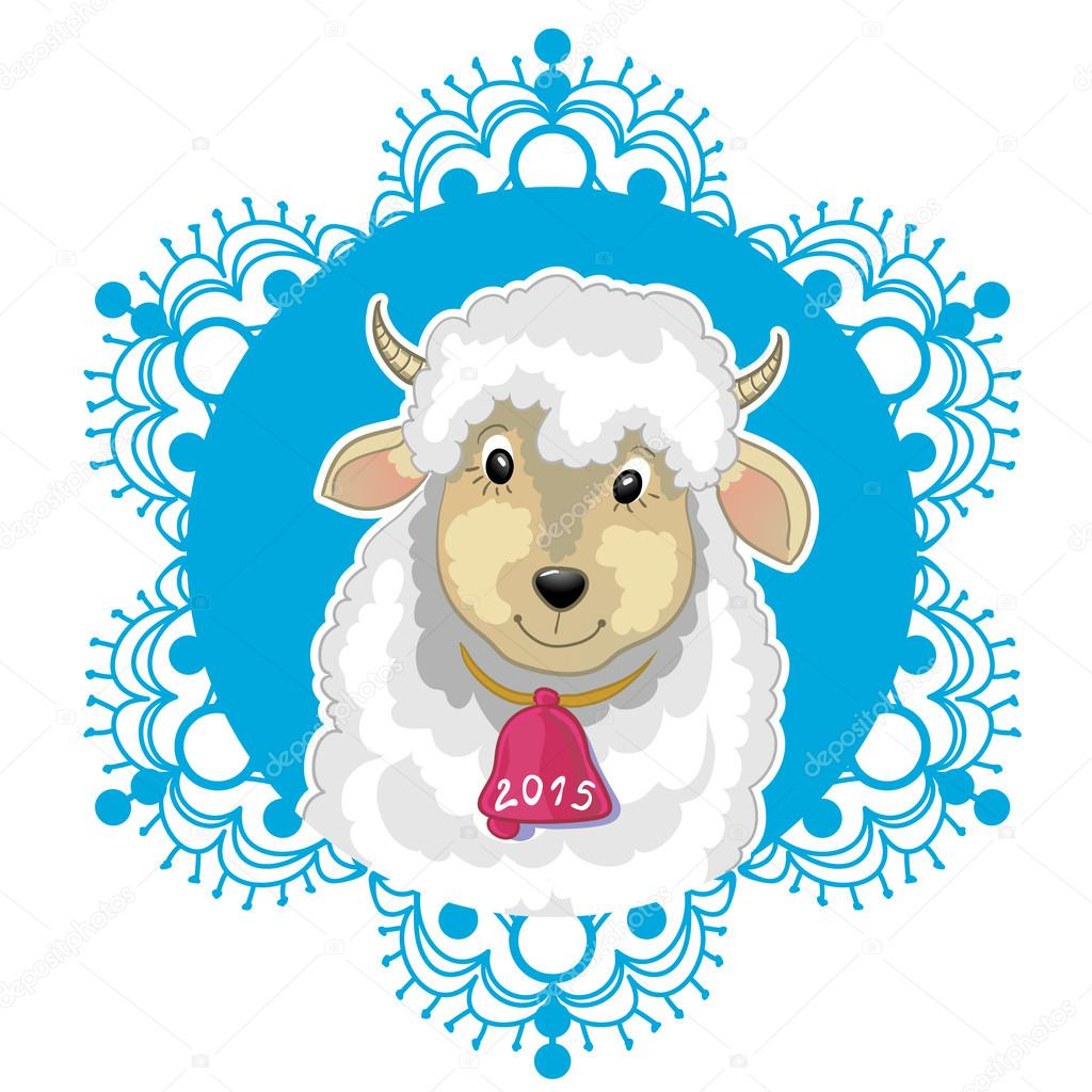 Sheep Symbol For Facebook Little Sheep Symbol of