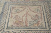 Roman mosaics — Stock Photo