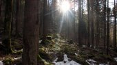 Malerwinkel trail — Stock Photo