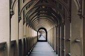 Pedestrian walkway on the Tyne Bridge — Stock Photo