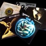 ������, ������: Old vinyl LP records
