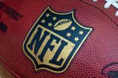 NFL equipment — Foto de Stock