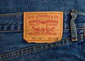 Levi's — Stock Photo