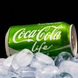 Coca Cola Life — Stock Photo #58430107