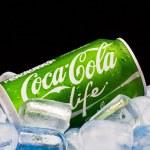 Coca Cola Life — Stock Photo #58430911