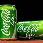 Coca Cola Life — Stock Photo #58431251