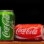 Coca Cola Life — Stock Photo #58431319