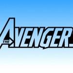 Постер, плакат: Marvels Avengers logo
