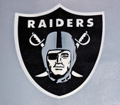 Oakland raiders — Stock fotografie
