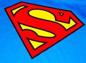 Superman — Stock Photo
