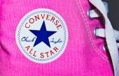 Converse All Star — Zdjęcie stockowe