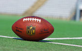 Official NFL ball — Stock Photo