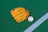 Baseball equipment — Stock Photo