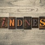 Kindness Wooden Letterpress Concept — Stock Photo #63114795