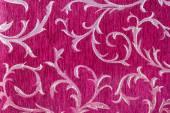 Beautiful pattern on fabric — Stock Photo