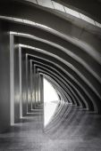 Abstraktní pozadí architektura — Stock fotografie