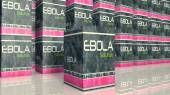Ebola pils — Stock Photo