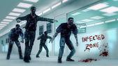 Zombies illustration — Stock Photo