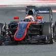 Постер, плакат: Driver Jenson Button Team McLaren