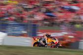 Marc Marquez. Repsol Honda Team — Stock Photo