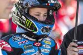 Jaume Masia. Moto3. Junior Estrella Galicia Team. — Stock Photo