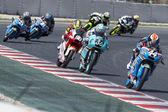 Aron canet. Moto3. zespół juniorów estrella galicia — Zdjęcie stockowe