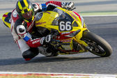Extremidad superior equipo 56. resistencia 24 horas Catalunya — Foto de Stock