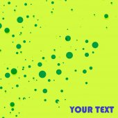 Dot Pattern, Abstract Background — Vecteur
