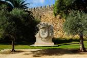 monument at  Lagos, Algarve, Portugal — Stock Photo