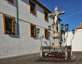 The Christ of the Lanterns, Cordoba, Spain — 图库照片