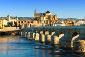 Morgen-Ansicht von Cordoba, Spanien — Stockfoto