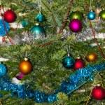 Christmas-tree decorations. 2015 — Stock Photo #58580283
