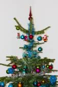 Christmas-tree decorations. 2015 — Stock Photo