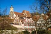 Ortaçağ Alman kenti — Stok fotoğraf