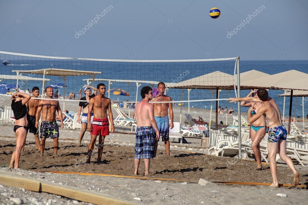 На частном пляже фото 468-866