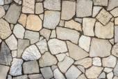 Textura de telhas de pedra ásperas — Fotografia Stock
