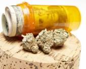 Marihuany — Zdjęcie stockowe