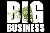 Big Business Marijuana — Stock Photo