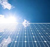 Solar panel — Stok fotoğraf