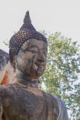 Thailand, Sukhotha buddha — Stock Photo