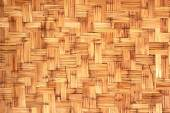 Abstract generated woven reeds texture — Stock Photo